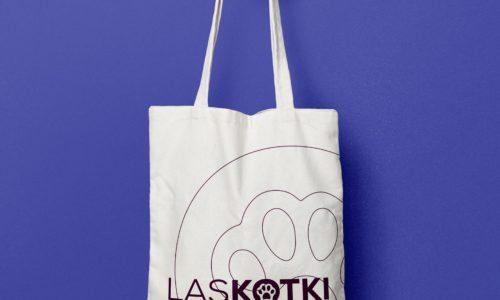 Laskotki – logo