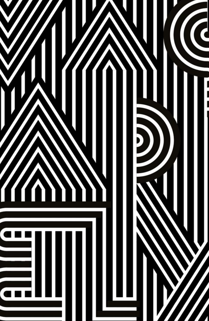 Vasarely – identyfikacja wizualna wystawy